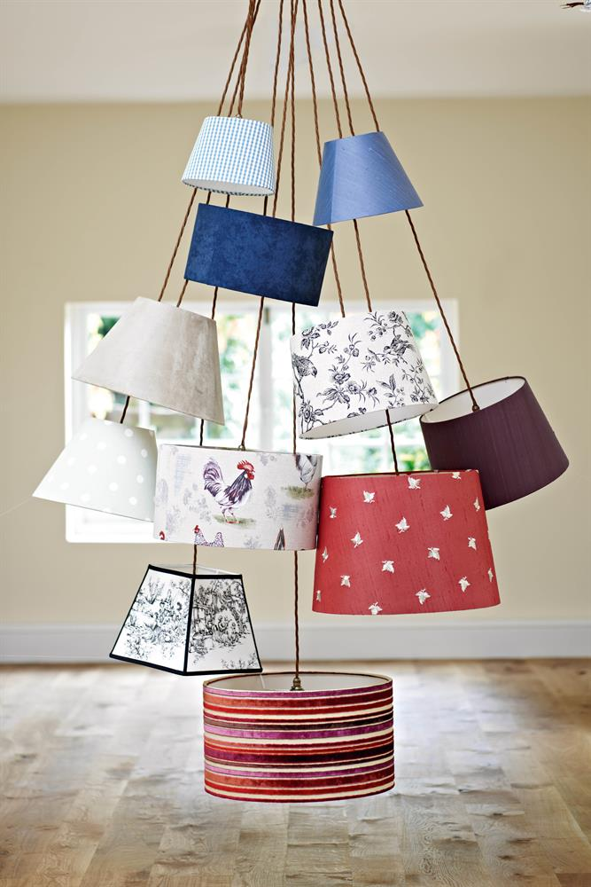 variety-of-lampshade
