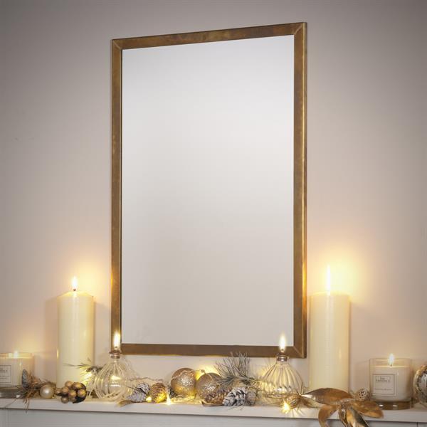 antiqued-brass-mirror
