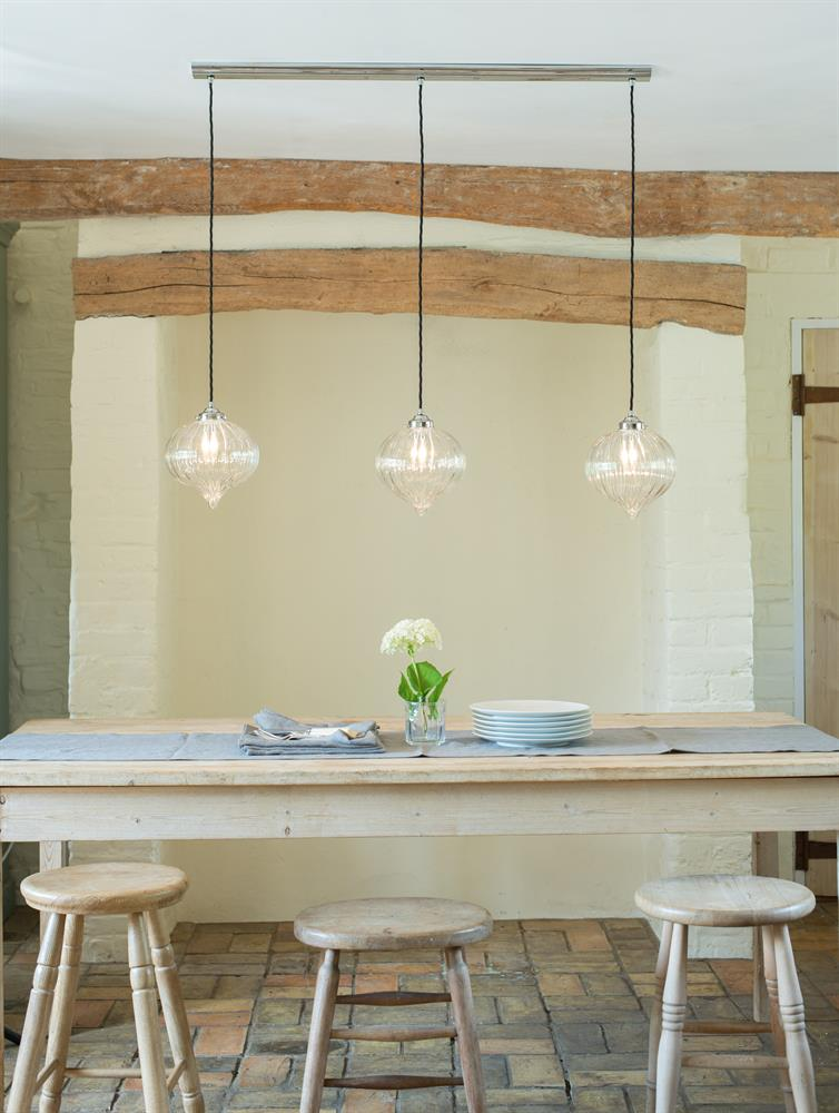 Group Clusters Of Pendants For Real Impact In Your Kitchen